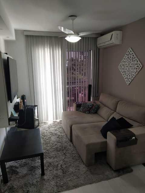 2 - Apartamento 2 quartos à venda Camorim, Rio de Janeiro - R$ 342.000 - SVAP20468 - 3