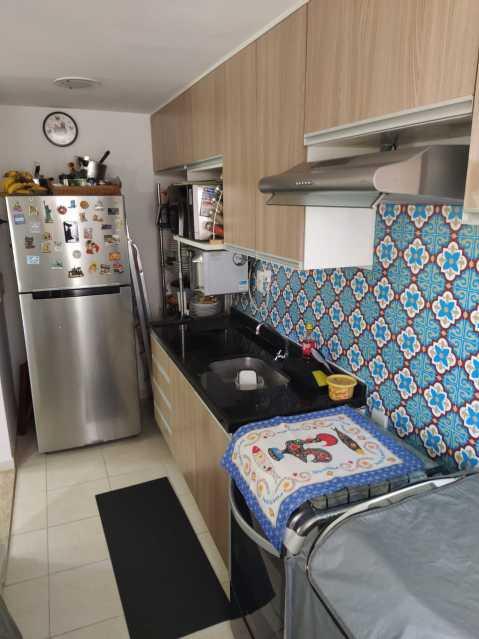8 - Apartamento 2 quartos à venda Camorim, Rio de Janeiro - R$ 342.000 - SVAP20468 - 9