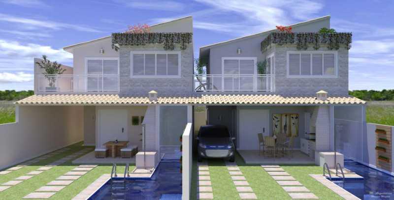 3 - Casa em Condomínio 3 quartos à venda Vargem Pequena, Rio de Janeiro - R$ 820.000 - SVCN30144 - 4