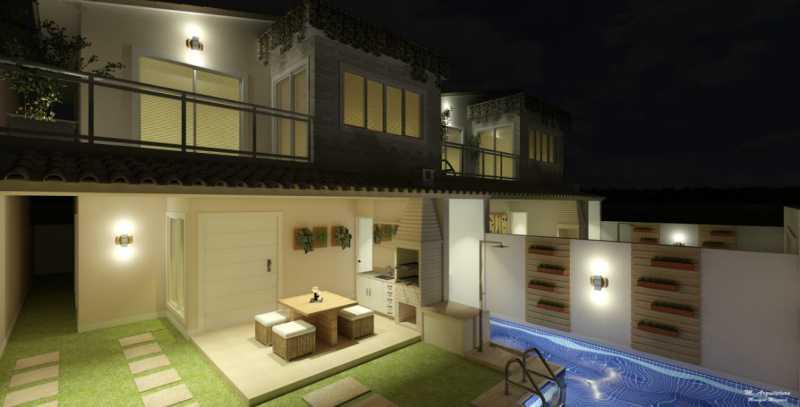 4 - Casa em Condomínio 3 quartos à venda Vargem Pequena, Rio de Janeiro - R$ 820.000 - SVCN30144 - 5
