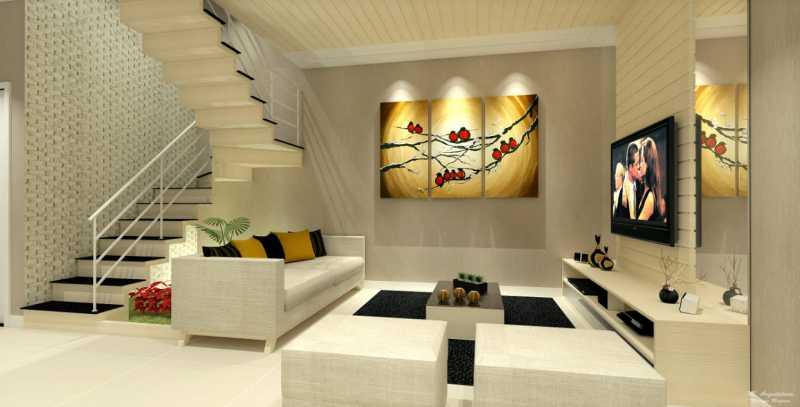 5 - Casa em Condomínio 3 quartos à venda Vargem Pequena, Rio de Janeiro - R$ 820.000 - SVCN30144 - 6