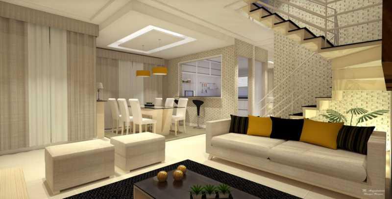 7 - Casa em Condomínio 3 quartos à venda Vargem Pequena, Rio de Janeiro - R$ 820.000 - SVCN30144 - 8