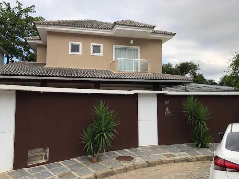 1 - Casa em Condomínio 3 quartos à venda Vargem Grande, Rio de Janeiro - R$ 729.000 - SVCN30140 - 1
