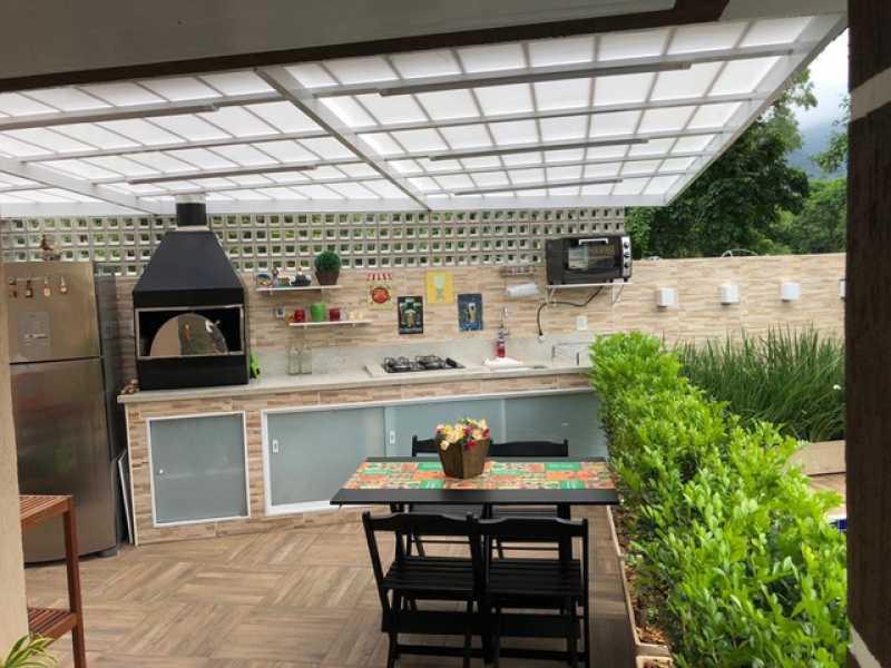 5 - Casa em Condomínio 3 quartos à venda Vargem Grande, Rio de Janeiro - R$ 729.000 - SVCN30140 - 6