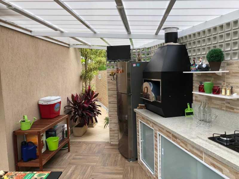 8 - Casa em Condomínio 3 quartos à venda Vargem Grande, Rio de Janeiro - R$ 729.000 - SVCN30140 - 9