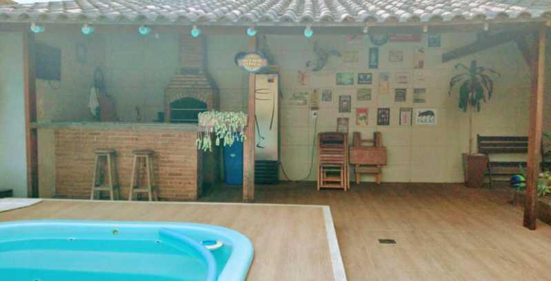 1 - Casa em Condomínio 3 quartos à venda Vargem Pequena, Rio de Janeiro - R$ 574.900 - SVCN30141 - 1