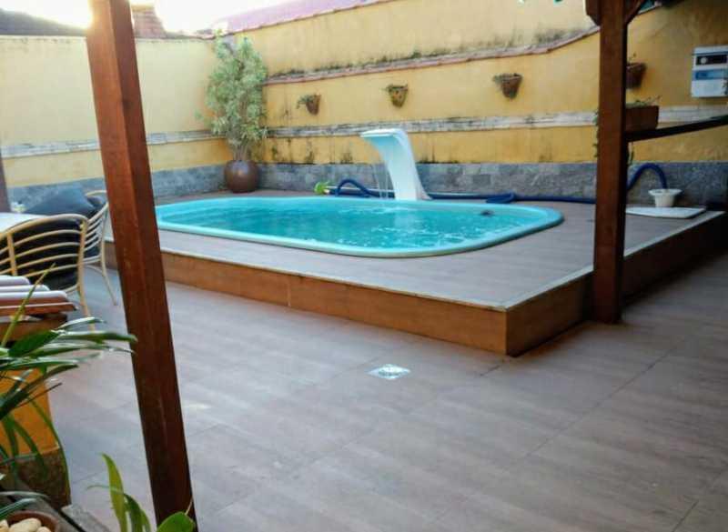 3 - Casa em Condomínio 3 quartos à venda Vargem Pequena, Rio de Janeiro - R$ 574.900 - SVCN30141 - 4