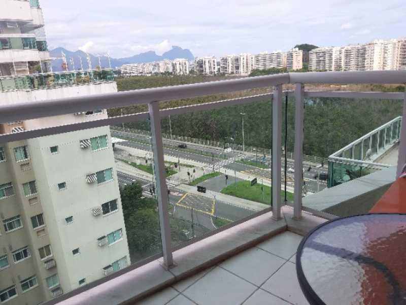 1 - Apartamento 2 quartos à venda Recreio dos Bandeirantes, Rio de Janeiro - R$ 530.000 - SVAP20482 - 1