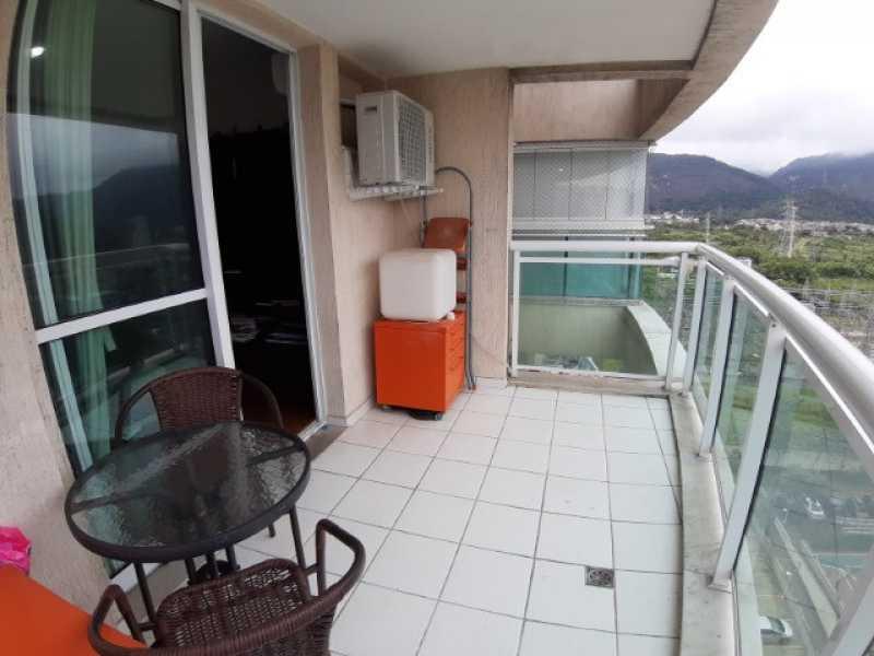 2 - Apartamento 2 quartos à venda Recreio dos Bandeirantes, Rio de Janeiro - R$ 530.000 - SVAP20482 - 3