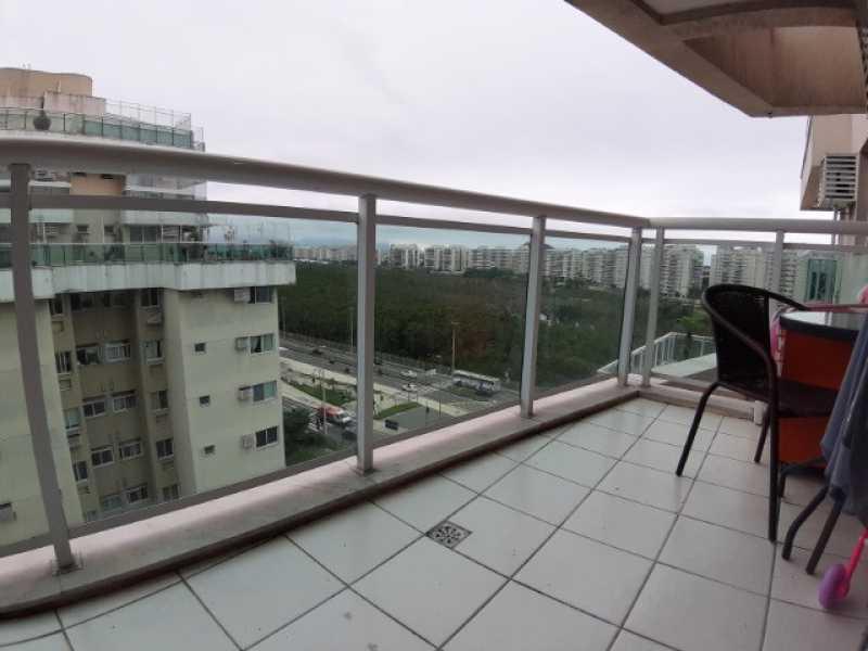 3 - Apartamento 2 quartos à venda Recreio dos Bandeirantes, Rio de Janeiro - R$ 530.000 - SVAP20482 - 4