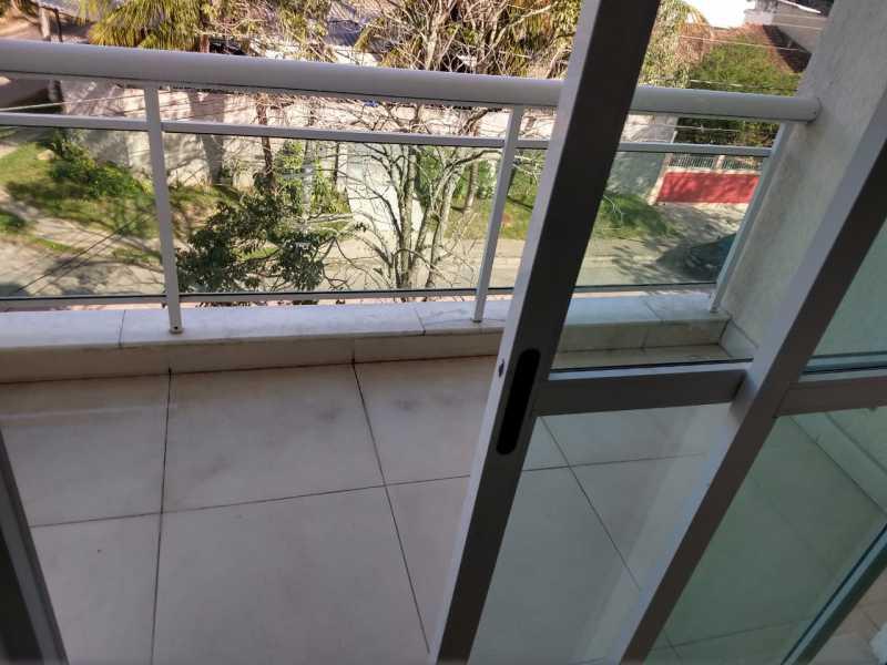 3 - Apartamento 2 quartos à venda Curicica, Rio de Janeiro - R$ 210.000 - SVAP20483 - 4