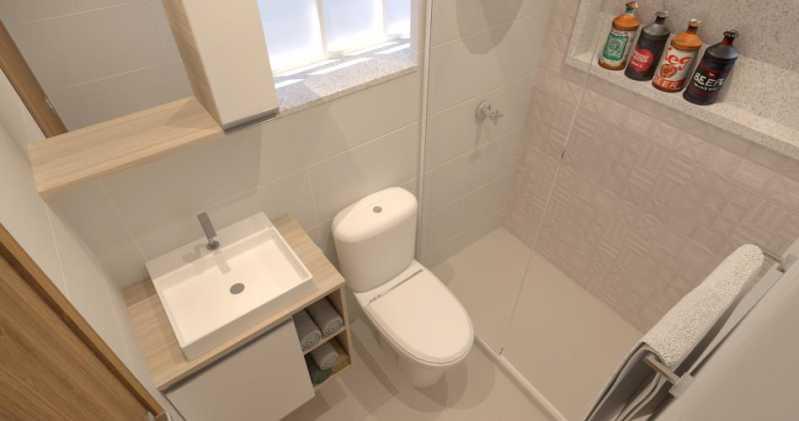 fotos-1 - Apartamento 1 quarto à venda Centro, Rio de Janeiro - R$ 269.000 - SVAP10045 - 3