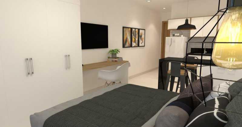 fotos-4 - Apartamento 1 quarto à venda Centro, Rio de Janeiro - R$ 269.000 - SVAP10045 - 6