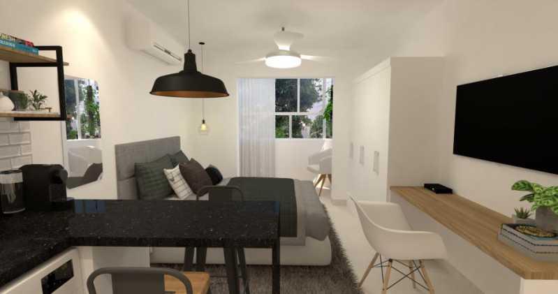 fotos-5 - Apartamento 1 quarto à venda Centro, Rio de Janeiro - R$ 269.000 - SVAP10045 - 1