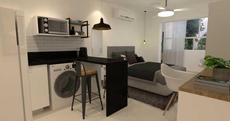 fotos-6 - Apartamento 1 quarto à venda Centro, Rio de Janeiro - R$ 269.000 - SVAP10045 - 8