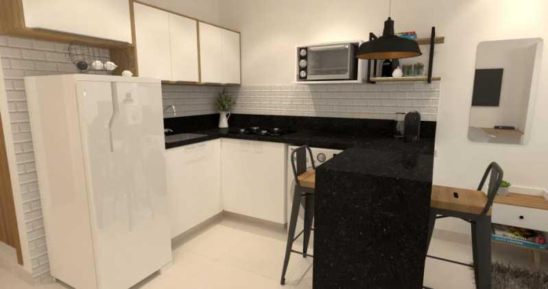 fotos-8 - Apartamento 1 quarto à venda Centro, Rio de Janeiro - R$ 269.000 - SVAP10045 - 10