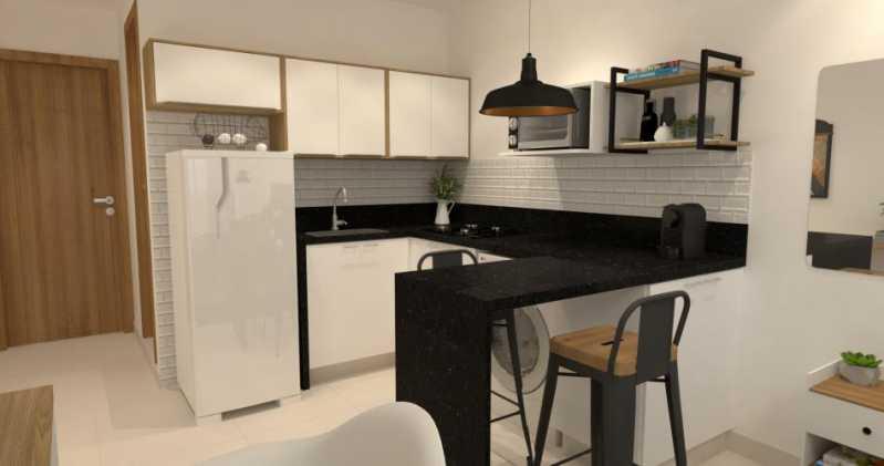 fotos-9 - Apartamento 1 quarto à venda Centro, Rio de Janeiro - R$ 269.000 - SVAP10045 - 11