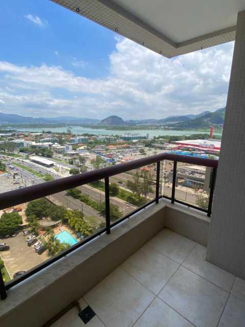 3809_G1606829331 - Apartamento 2 quartos à venda Barra da Tijuca, Rio de Janeiro - R$ 649.900 - SVAP20487 - 5