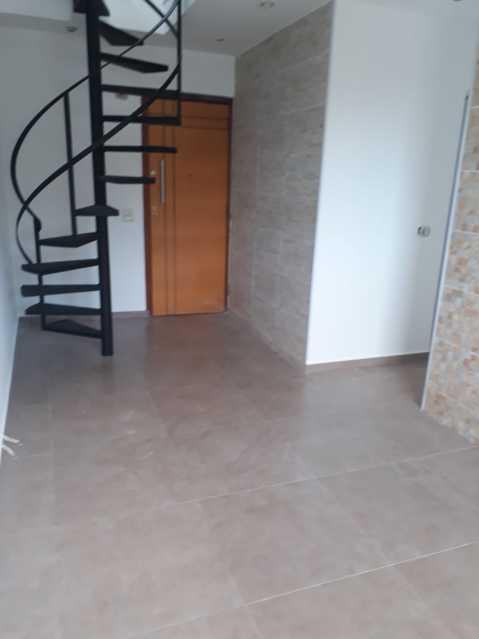 1 - Cobertura 2 quartos à venda Praça Seca, Rio de Janeiro - R$ 189.900 - SVCO20015 - 1