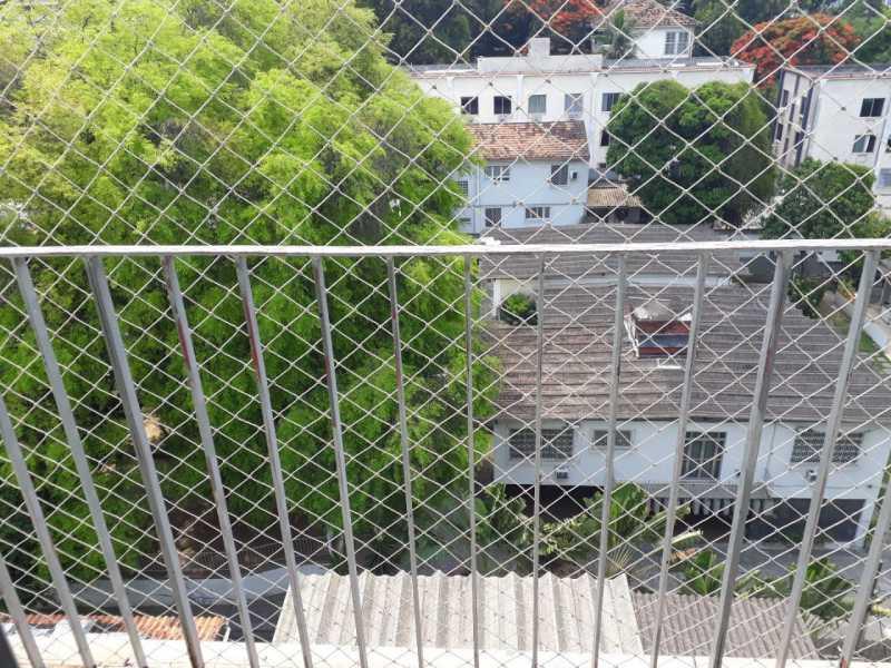 3 - Cobertura 2 quartos à venda Praça Seca, Rio de Janeiro - R$ 189.900 - SVCO20015 - 4