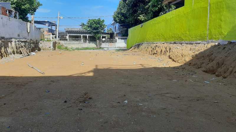1 - Terreno 360m² à venda Curicica, Rio de Janeiro - R$ 375.000 - SVMF00008 - 1