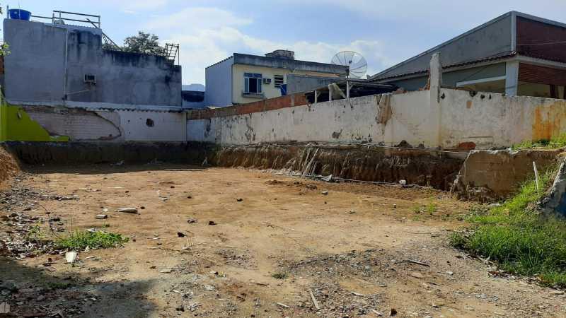 5 - Terreno 360m² à venda Curicica, Rio de Janeiro - R$ 375.000 - SVMF00008 - 6