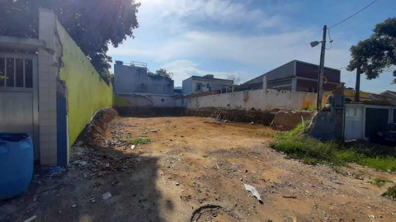 8 - Terreno 360m² à venda Curicica, Rio de Janeiro - R$ 375.000 - SVMF00008 - 9