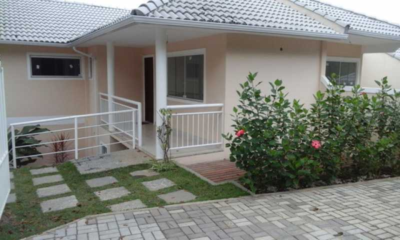 1 - Casa em Condomínio 3 quartos à venda Pechincha, Rio de Janeiro - R$ 620.000 - SVCN30143 - 1