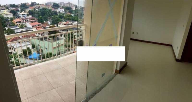 16 - Casa em Condomínio 3 quartos à venda Pechincha, Rio de Janeiro - R$ 620.000 - SVCN30143 - 17