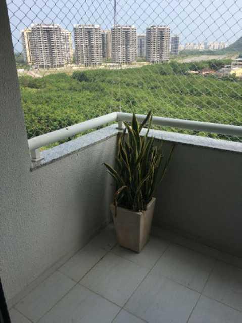 1 - Apartamento 2 quartos à venda Camorim, Rio de Janeiro - R$ 390.000 - SVAP20493 - 1