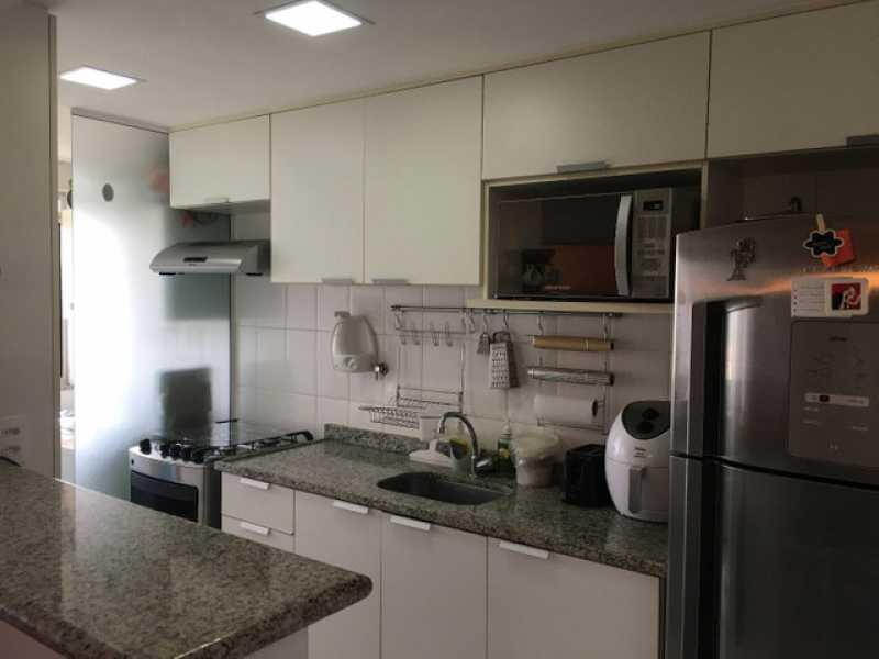 6 - Apartamento 2 quartos à venda Camorim, Rio de Janeiro - R$ 390.000 - SVAP20493 - 7