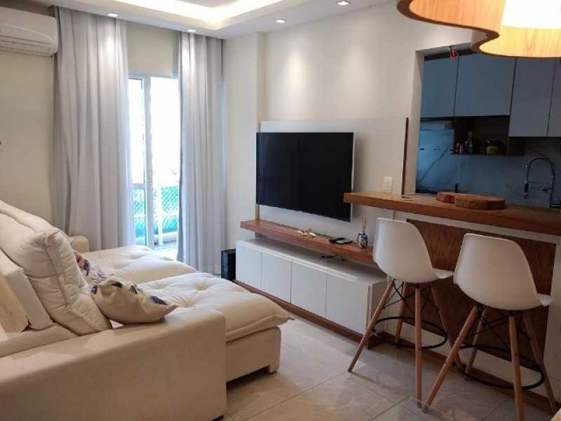 2 - Apartamento 2 quartos à venda Recreio dos Bandeirantes, Rio de Janeiro - R$ 478.900 - SVAP20494 - 3