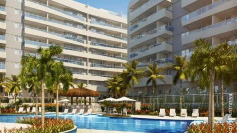 17 - Apartamento 2 quartos à venda Recreio dos Bandeirantes, Rio de Janeiro - R$ 478.900 - SVAP20494 - 18