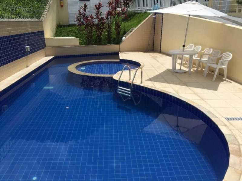 1 - Casa em Condomínio 3 quartos à venda Vargem Pequena, Rio de Janeiro - R$ 430.000 - SVCN30145 - 1