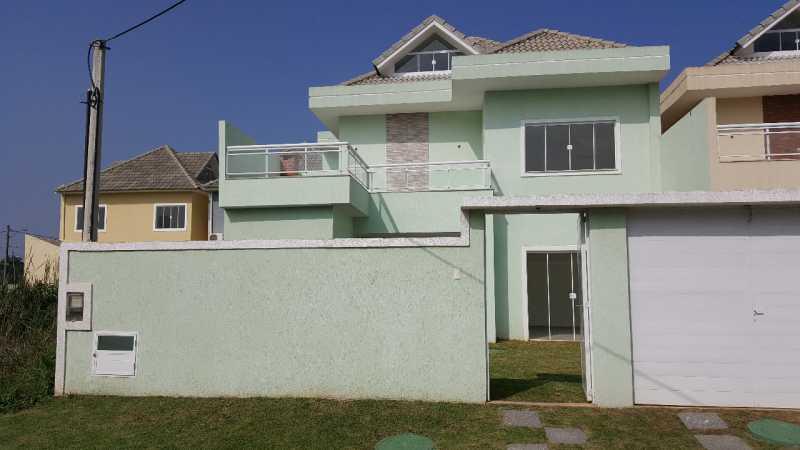 1 - Casa em Condomínio 4 quartos à venda Vargem Pequena, Rio de Janeiro - R$ 850.000 - SVCN40090 - 1
