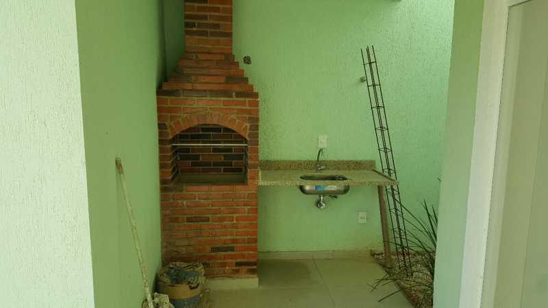 3 - Casa em Condomínio 4 quartos à venda Vargem Pequena, Rio de Janeiro - R$ 850.000 - SVCN40090 - 4