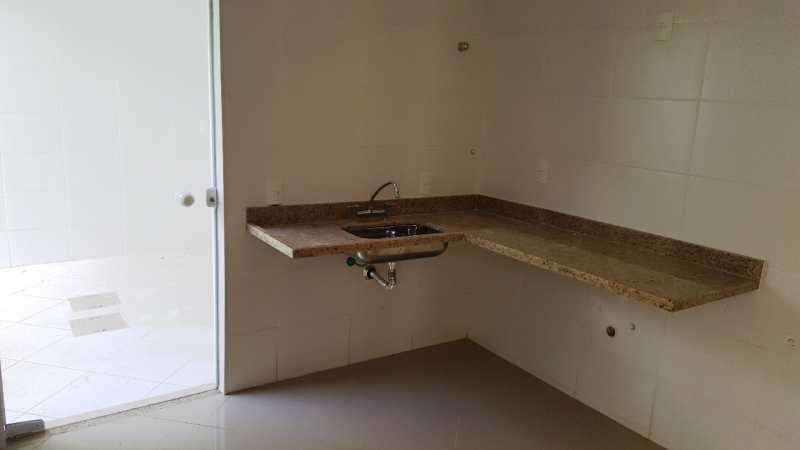 22 - Casa em Condomínio 4 quartos à venda Vargem Pequena, Rio de Janeiro - R$ 850.000 - SVCN40090 - 23