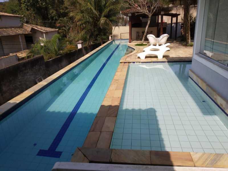 1 - Casa em Condomínio 6 quartos à venda Vargem Grande, Rio de Janeiro - R$ 1.899.900 - SVCN60007 - 1