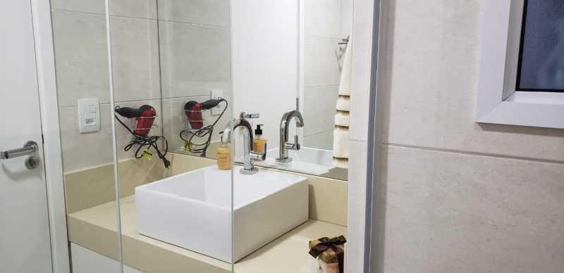 6 - Cobertura 2 quartos à venda Taquara, Rio de Janeiro - R$ 555.000 - SVCO20017 - 7
