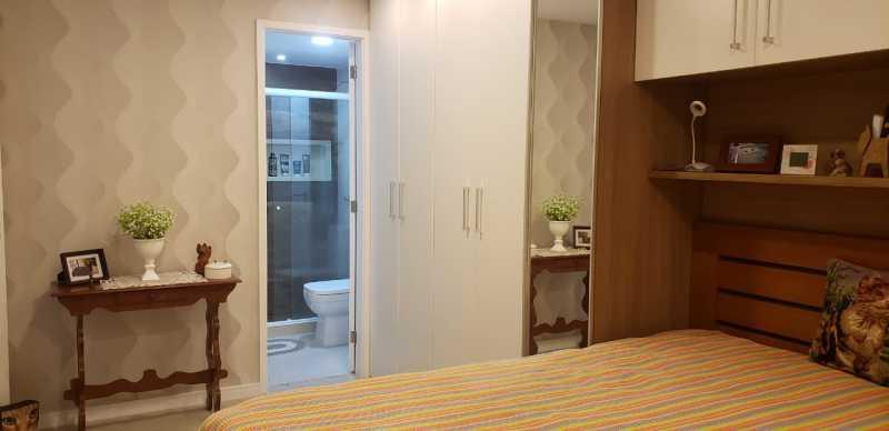 10 - Cobertura 2 quartos à venda Taquara, Rio de Janeiro - R$ 555.000 - SVCO20017 - 11