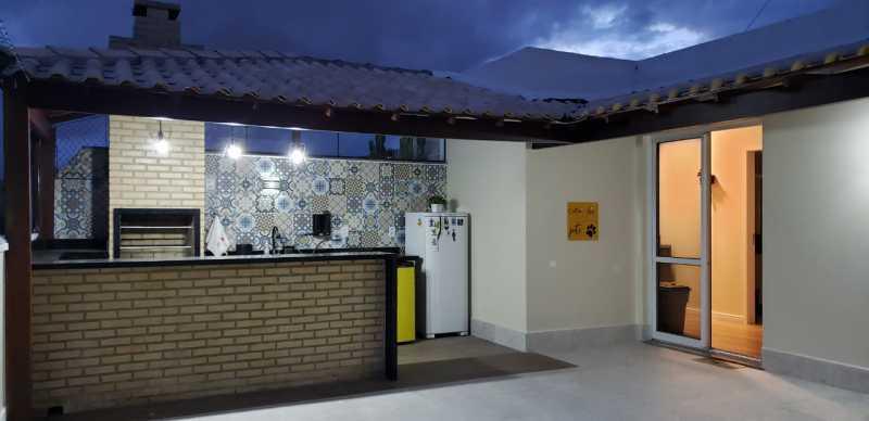 18 - Cobertura 2 quartos à venda Taquara, Rio de Janeiro - R$ 555.000 - SVCO20017 - 19