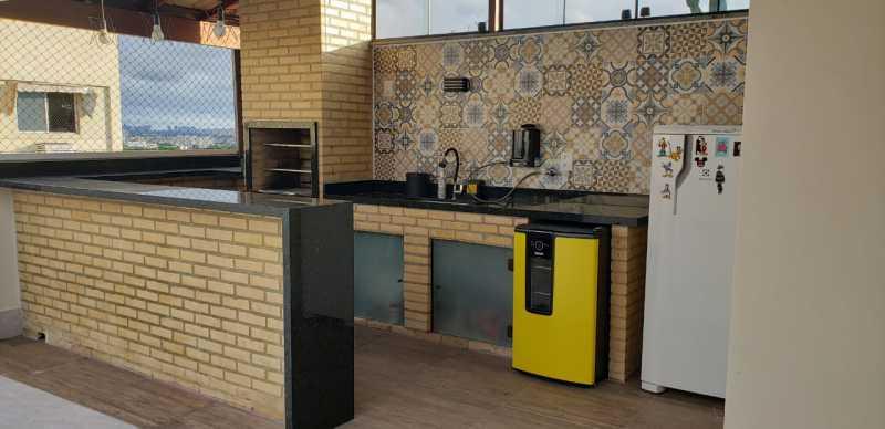 26 - Cobertura 2 quartos à venda Taquara, Rio de Janeiro - R$ 555.000 - SVCO20017 - 27