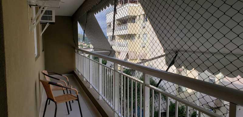 2 - Cobertura 2 quartos à venda Taquara, Rio de Janeiro - R$ 555.000 - SVCO20017 - 3