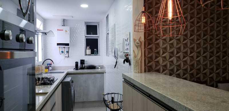 20 - Cobertura 2 quartos à venda Taquara, Rio de Janeiro - R$ 555.000 - SVCO20017 - 21