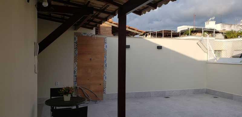 27 - Cobertura 2 quartos à venda Taquara, Rio de Janeiro - R$ 555.000 - SVCO20017 - 28