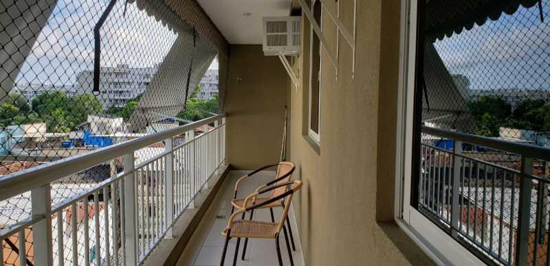 4 - Cobertura 2 quartos à venda Taquara, Rio de Janeiro - R$ 555.000 - SVCO20017 - 5