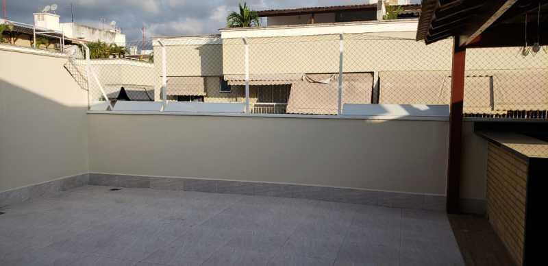 30 - Cobertura 2 quartos à venda Taquara, Rio de Janeiro - R$ 555.000 - SVCO20017 - 31