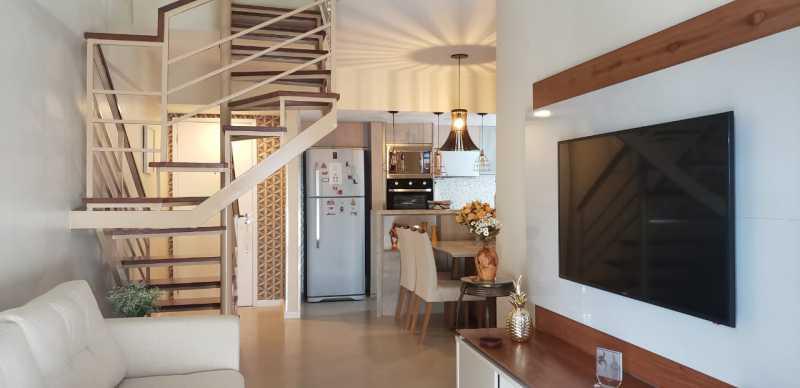 3 - Cobertura 2 quartos à venda Taquara, Rio de Janeiro - R$ 555.000 - SVCO20017 - 4