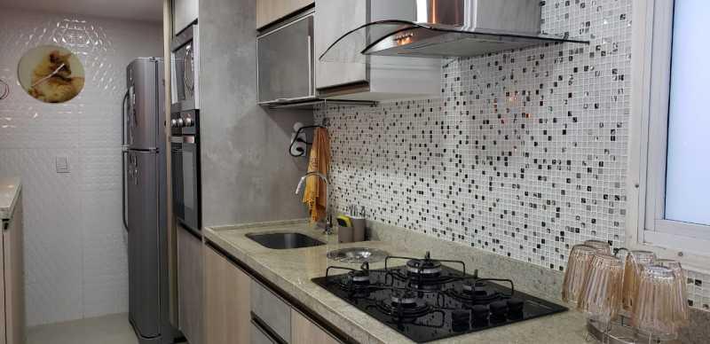 22 - Cobertura 2 quartos à venda Taquara, Rio de Janeiro - R$ 555.000 - SVCO20017 - 23