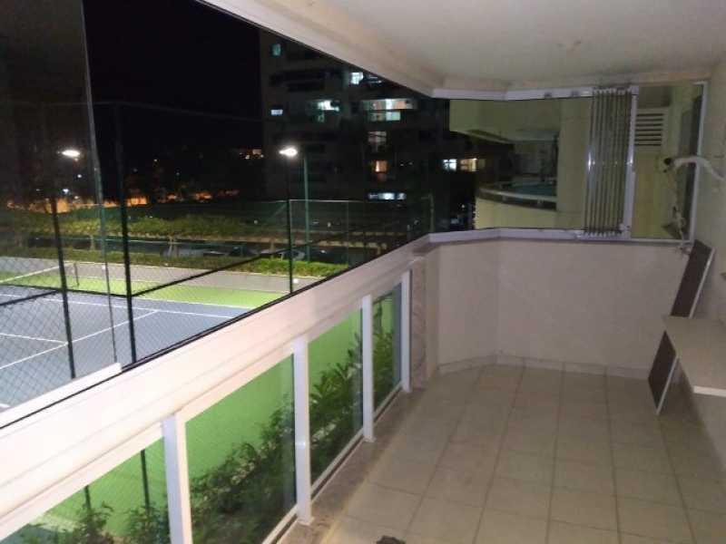 1 - Apartamento 2 quartos à venda Recreio dos Bandeirantes, Rio de Janeiro - R$ 459.000 - SVAP20506 - 1